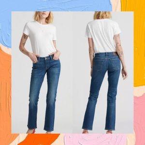 Lucky Brand Sweet Straight Denim Jeans